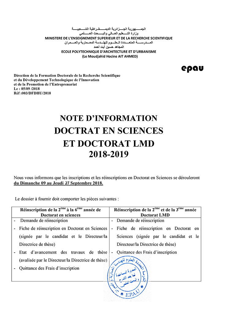 Reinscription Doctorat 2018 2019 (1)